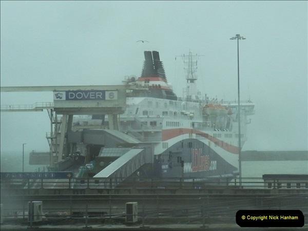 2012-04-23 to 27 Wimborne - Dorset, Dover - Kent, Belgium, Holland, Dover - Kent, Wimborne - Dorset (90)090