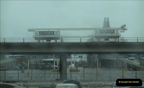 2012-04-23 to 27 Wimborne - Dorset, Dover - Kent, Belgium, Holland, Dover - Kent, Wimborne - Dorset (91)091
