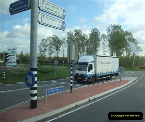 2012-04-23 to 47 Wimborne - Dorset, Dover - Kent, Belgium, Holland, Dover - Kent, Wimborne - Dorset (425)425