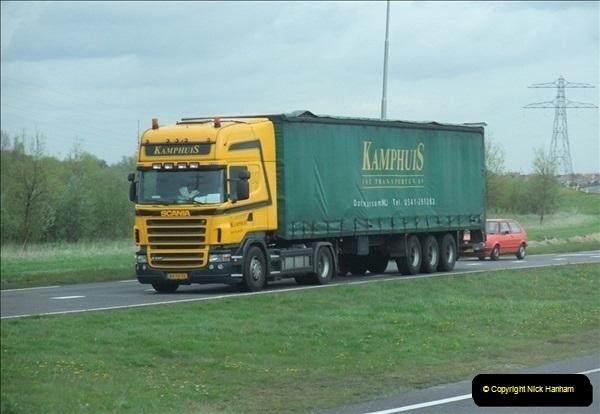 2012-04-23 to 47 Wimborne - Dorset, Dover - Kent, Belgium, Holland, Dover - Kent, Wimborne - Dorset (431)431