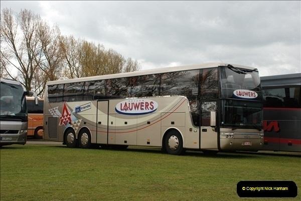 2012-04-23 to 47 Wimborne - Dorset, Dover - Kent, Belgium, Holland, Dover - Kent, Wimborne - Dorset (442)442