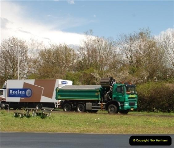2012-04-23 to 47 Wimborne - Dorset, Dover - Kent, Belgium, Holland, Dover - Kent, Wimborne - Dorset (459)459