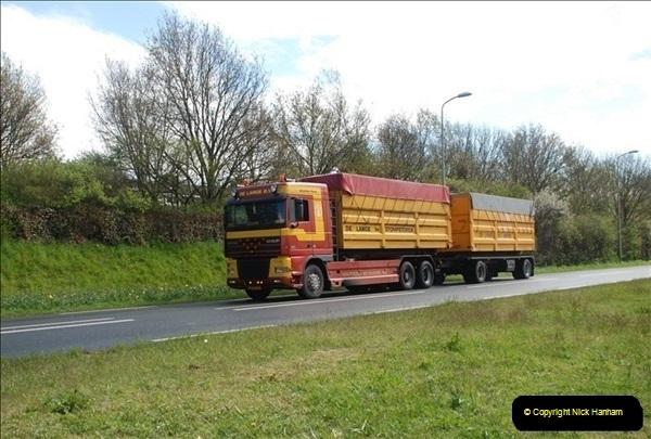 2012-04-23 to 47 Wimborne - Dorset, Dover - Kent, Belgium, Holland, Dover - Kent, Wimborne - Dorset (463)463