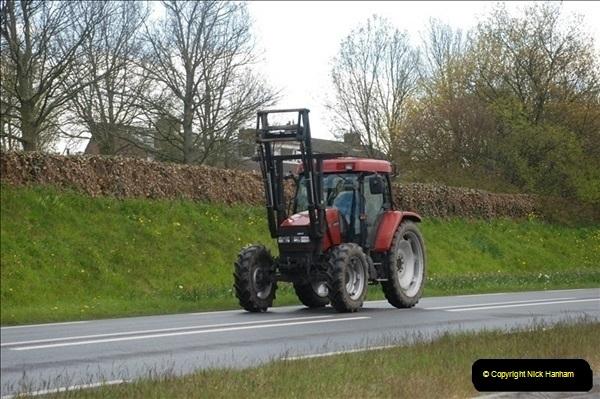 2012-04-23 to 47 Wimborne - Dorset, Dover - Kent, Belgium, Holland, Dover - Kent, Wimborne - Dorset (470)470
