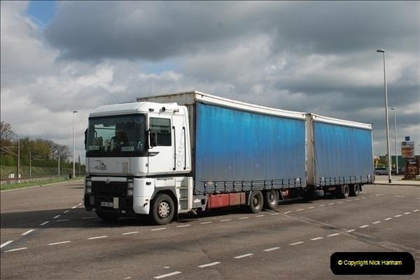 2012-04-23 to 47 Wimborne - Dorset, Dover - Kent, Belgium, Holland, Dover - Kent, Wimborne - Dorset (476)476