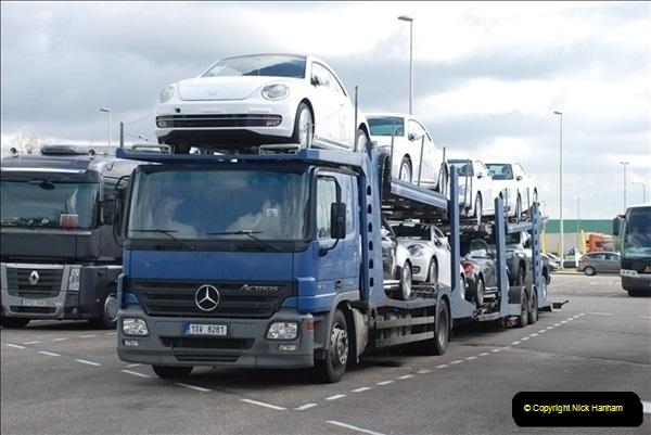 2012-04-23 to 47 Wimborne - Dorset, Dover - Kent, Belgium, Holland, Dover - Kent, Wimborne - Dorset (478)478