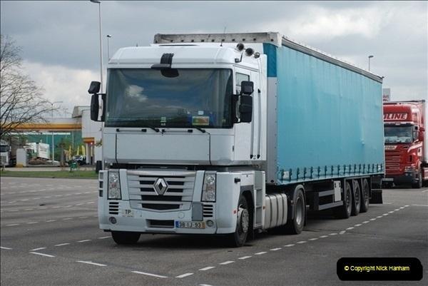 2012-04-23 to 47 Wimborne - Dorset, Dover - Kent, Belgium, Holland, Dover - Kent, Wimborne - Dorset (481)481