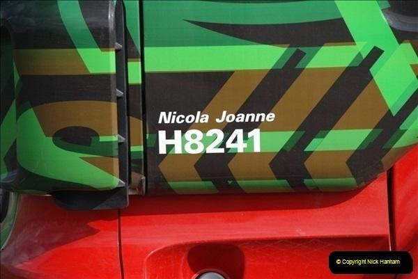 2012-04-23 to 47 Wimborne - Dorset, Dover - Kent, Belgium, Holland, Dover - Kent, Wimborne - Dorset (490)490
