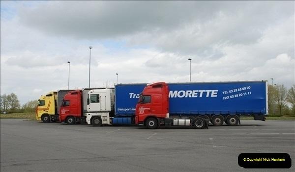 2012-04-23 to 47 Wimborne - Dorset, Dover - Kent, Belgium, Holland, Dover - Kent, Wimborne - Dorset (497)497