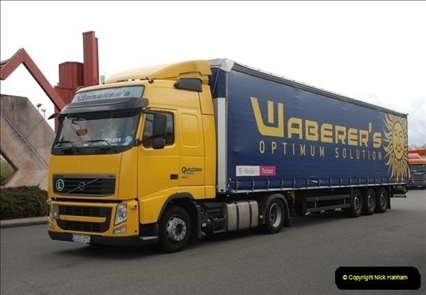 2012-04-23 to 47 Wimborne - Dorset, Dover - Kent, Belgium, Holland, Dover - Kent, Wimborne - Dorset (504)504