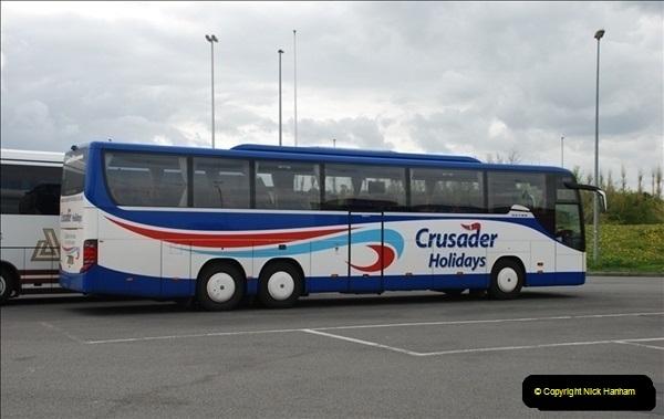 2012-04-23 to 47 Wimborne - Dorset, Dover - Kent, Belgium, Holland, Dover - Kent, Wimborne - Dorset (507)507