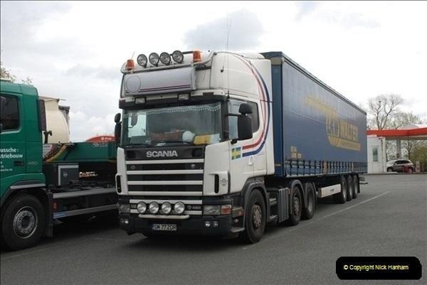 2012-04-23 to 47 Wimborne - Dorset, Dover - Kent, Belgium, Holland, Dover - Kent, Wimborne - Dorset (511)511