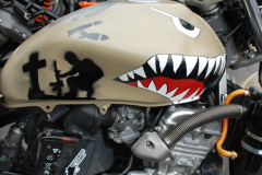 2019-07-09 Bikers Night on Poole Quay, Poole, Dorset. (10)