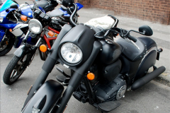 2019-07-09 Bikers Night on Poole Quay, Poole, Dorset. (9)