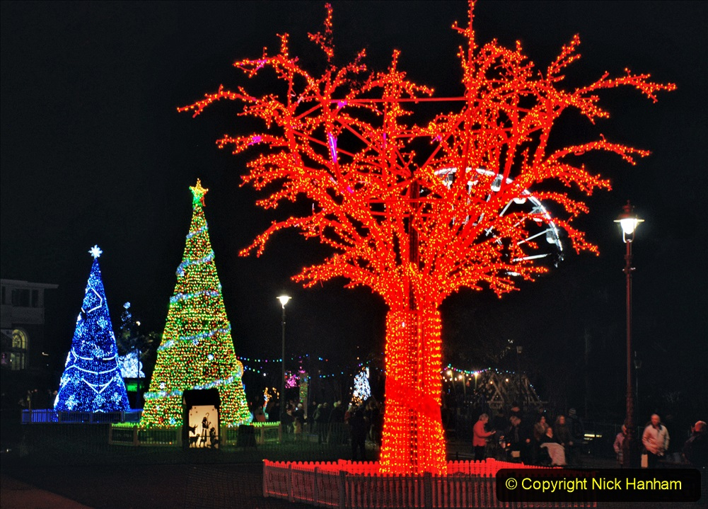 2019-12-09 Bournemouth Christmas Lights. (191) 191
