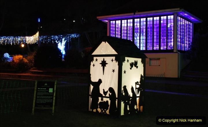 2019-12-09 Bournemouth Christmas Lights. (150) 150