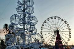 2019-12-09 Bournemouth Christmas Lights. (52) 052