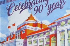 2019 March 16 Bournemouth Pavilion Theatre 90 Years. (3) 003