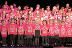 2019 March 16 Bournemouth Pavilion Theatre 90 Years. (49) Local school choirs. 049