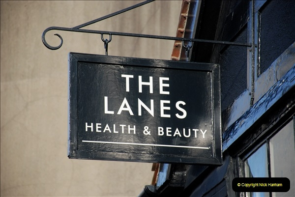 2019-03-11 to 13 Brighton, Sussex. (103) The Lanes and area. 103