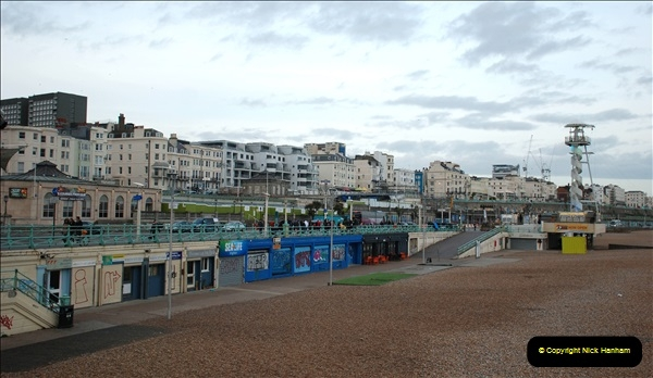 2019-03-11 to 13 Brighton, Sussex. (211) All the fun of the pier. 211
