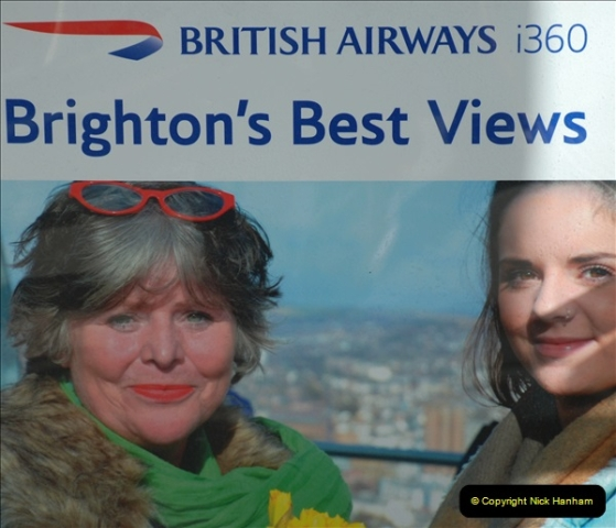 2019-03-11 to 13 Brighton, Sussex. (25) British Airways i360. 025