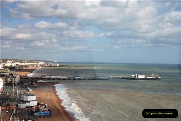 2019-03-11 to 13 Brighton, Sussex. (49) British Airways i360. 049