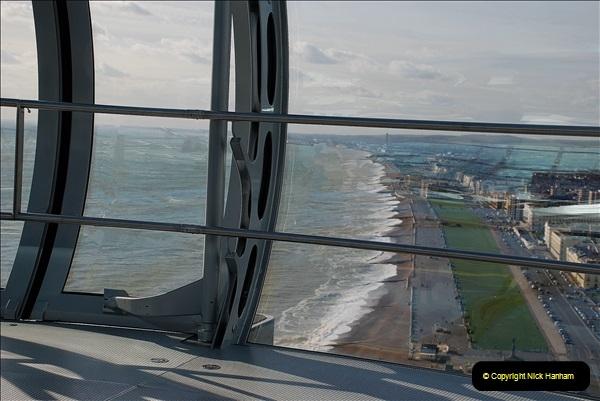 2019-03-11 to 13 Brighton, Sussex. (58) British Airways i360. 058