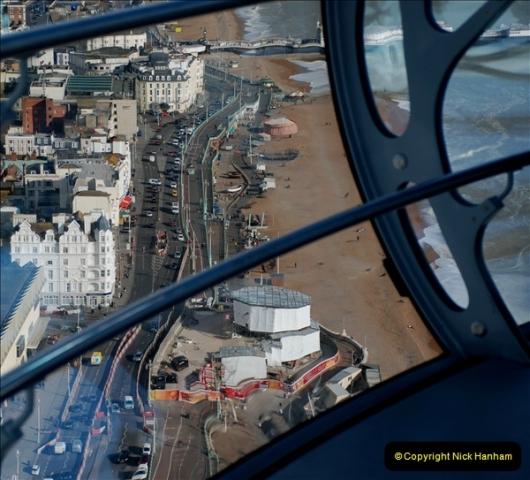 2019-03-11 to 13 Brighton, Sussex. (76) British Airways i360. 076