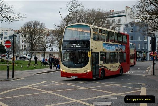 2019-03-11 to 13 Brighton, Sussex.  (38) 038