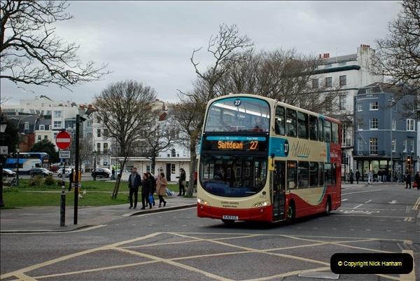 2019-03-11 to 13 Brighton, Sussex.  (39) 039