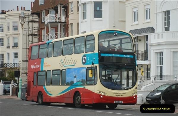 2019-03-11 to 13 Brighton, Sussex.  (57) 057
