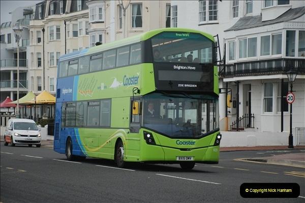 2019-03-11 to 13 Brighton, Sussex.  (62) 062