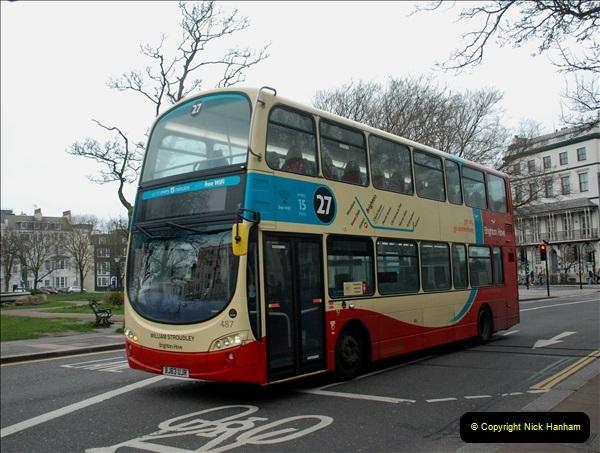2019-03-11 to 13 Brighton, Sussex.  (71) 071