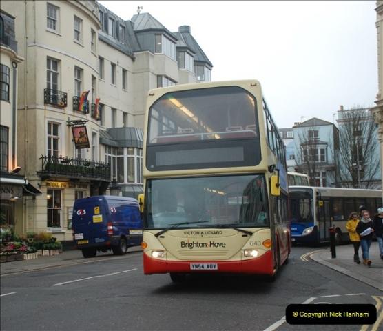2019-03-11 to 13 Brighton, Sussex.  (76) 076