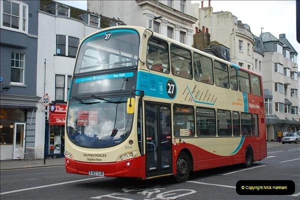 2019-03-11 to 13 Brighton, Sussex.  (96) 096