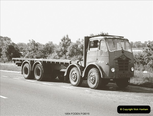 BRS vehicles 1950s and 1960s.  (26) 026