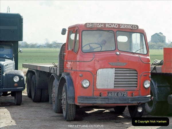 BRS vehicles 1950s and 1960s.  (46) 046