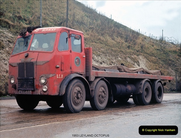 BRS vehicles 1950s and 1960s.  (49) 049