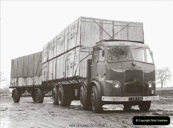 BRS vehicles 1950s and 1960s.  (75) 075