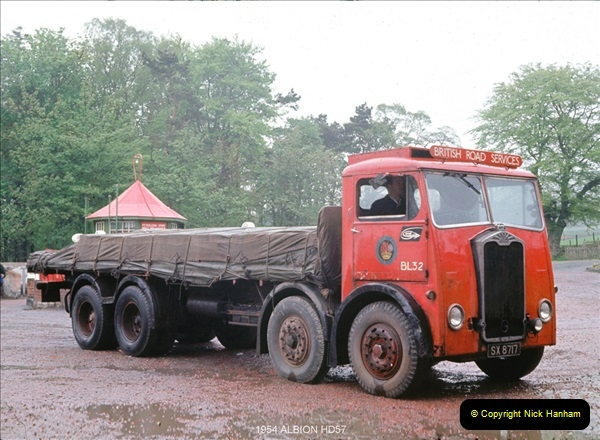 BRS vehicles 1950s and 1960s.  (76) 076