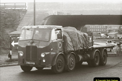 BRS vehicles 1950s and 1960s.  (11) 011