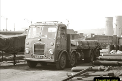BRS vehicles 1950s and 1960s.  (27) 027