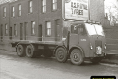 BRS vehicles 1950s and 1960s.  (38) 038