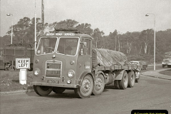 BRS vehicles 1950s and 1960s.  (45) 045