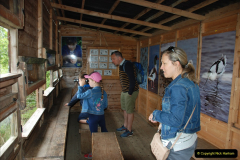 2019-05-26 Brownsea Island visit. (14) In the bird hide.14