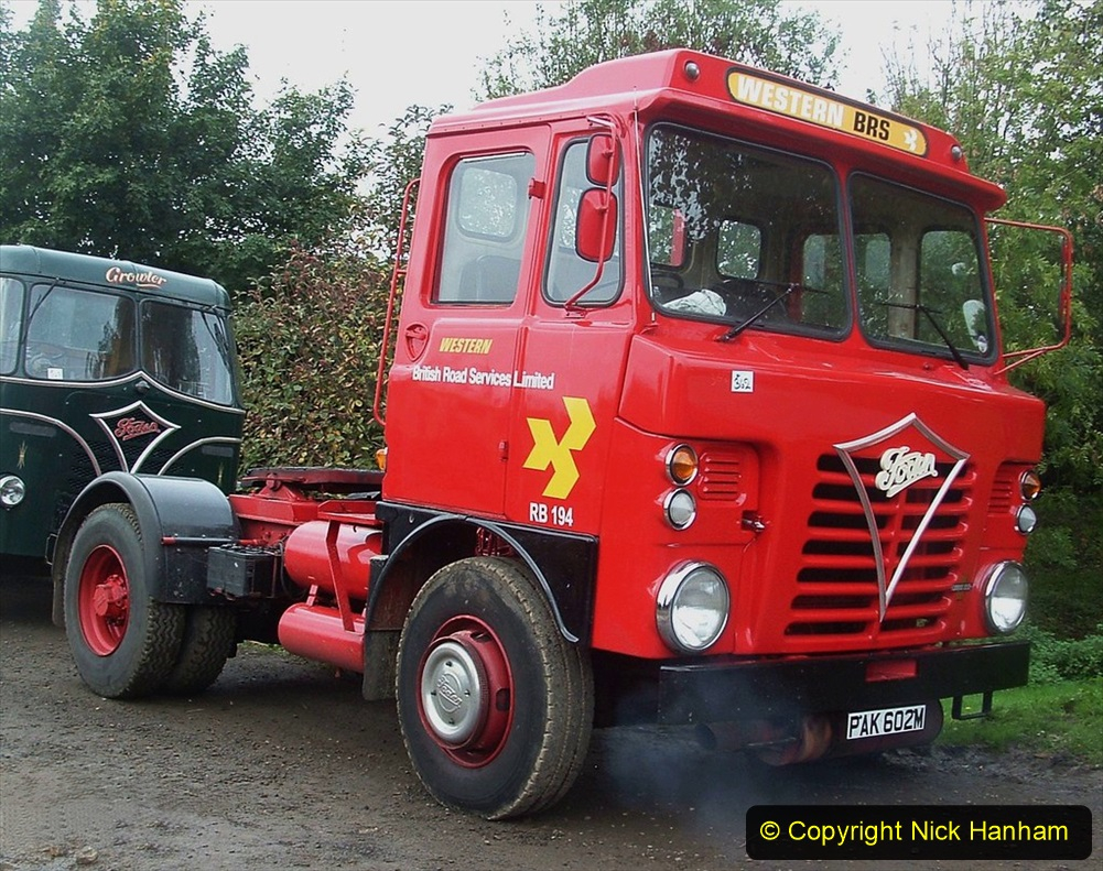 BRS vehicles 1950s and 1960s. (101) 101