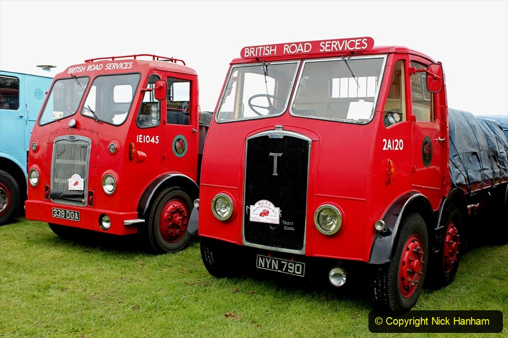 BRS vehicles 1950s and 1960s. (109) 109