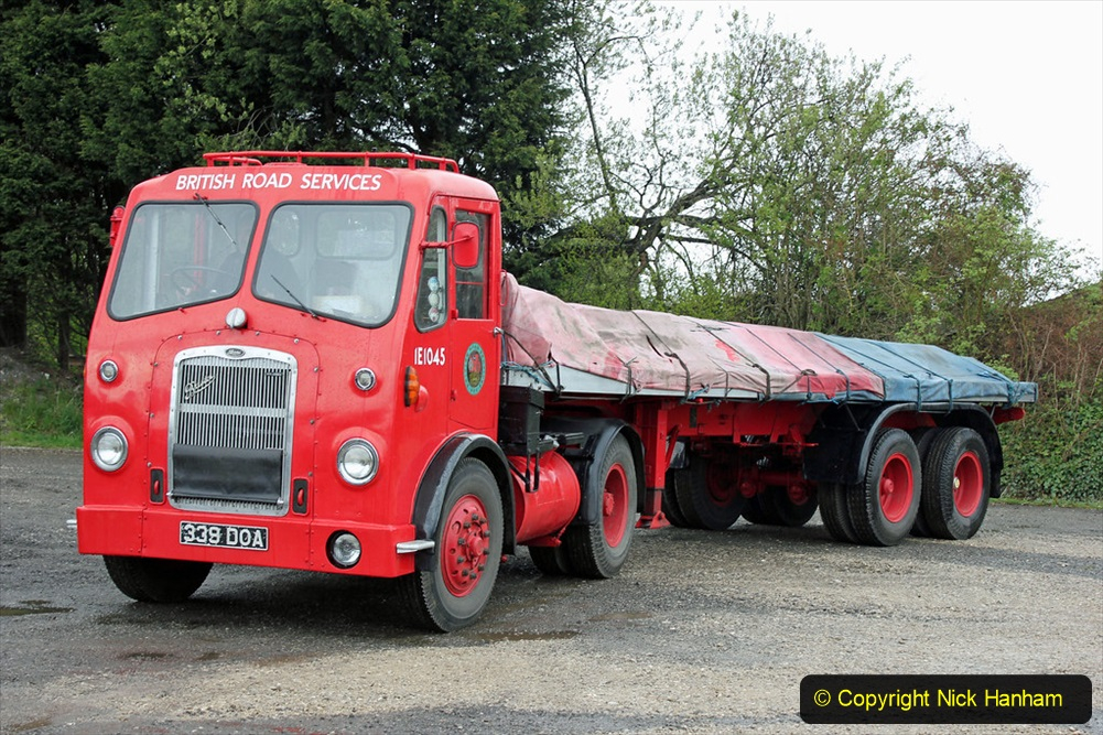 BRS vehicles 1950s and 1960s. (116) 116