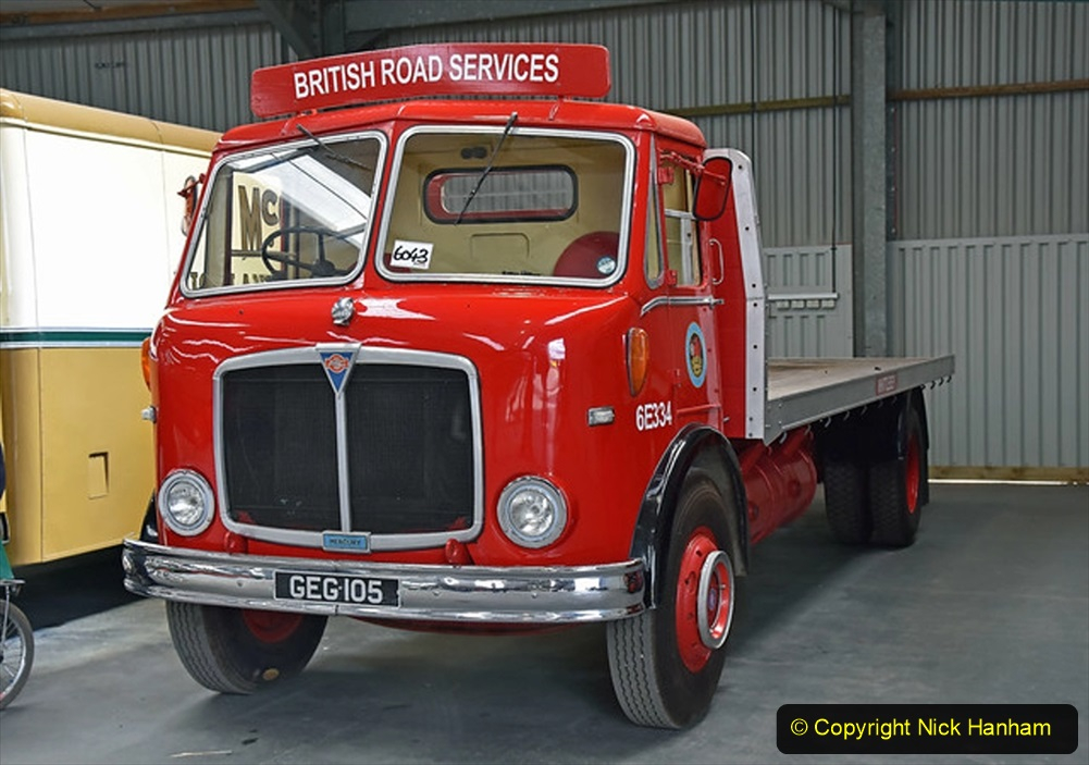 BRS vehicles 1950s and 1960s. (118) 118